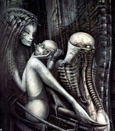 L'amour fractal.