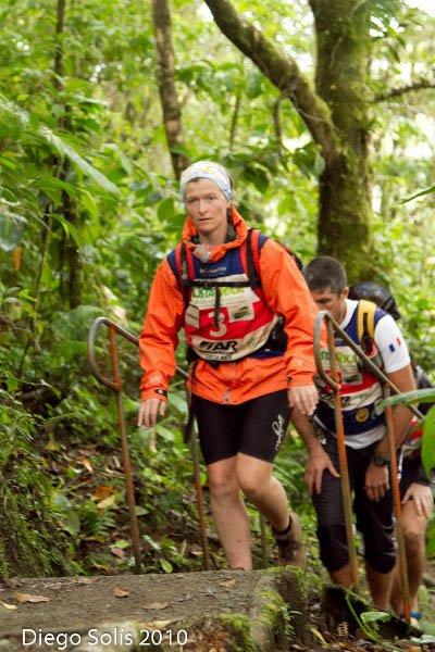 Costa Rica Adventure Race fin de compétition