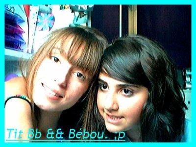 Tit Bb && Bébou, toute une histoire ... ♥