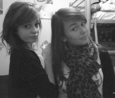 Romane et Carla ♥♥