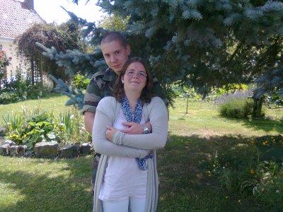 ma chérie et moi !!!