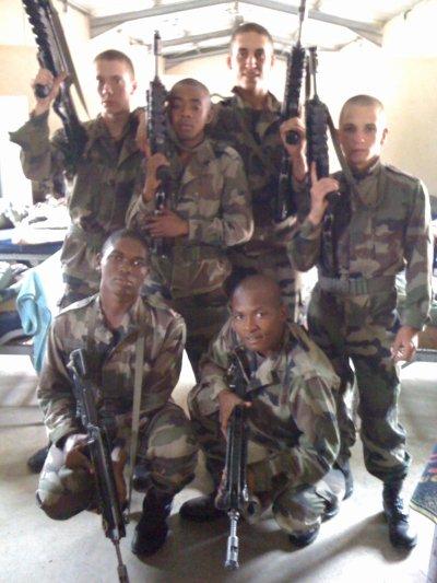 l'armée