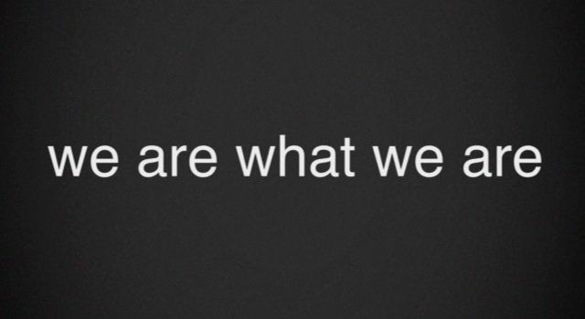 Nous sommes ce que nous somme ❤️ Ps: essayais de nous changer et vous le regretterez! ❤️