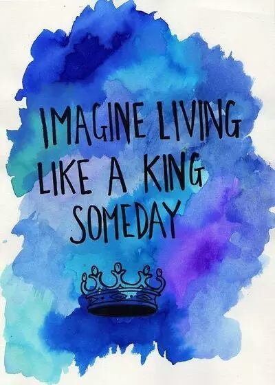 Pierce the veil - King for a day