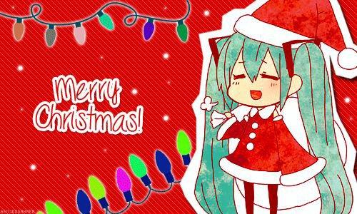 Joyeux Noël à vous :)