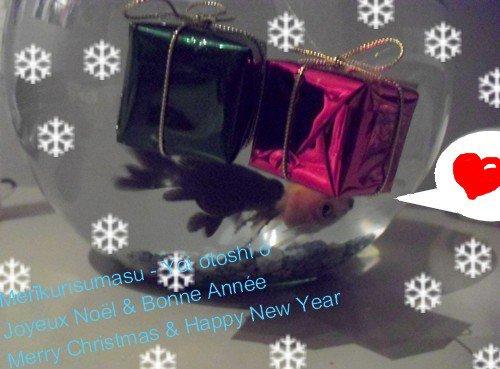 ♫ クリスマス ~ Noël ♪