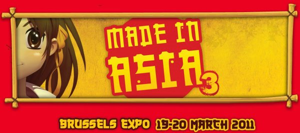 ♫ Weekend du 19 ~ 20 : 『 Made in Asia!! 』