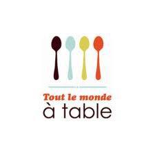 TOUT LE MONDE A TABLE  !!!!