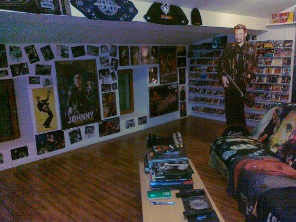 Musée Johnny à visiter  !!!!