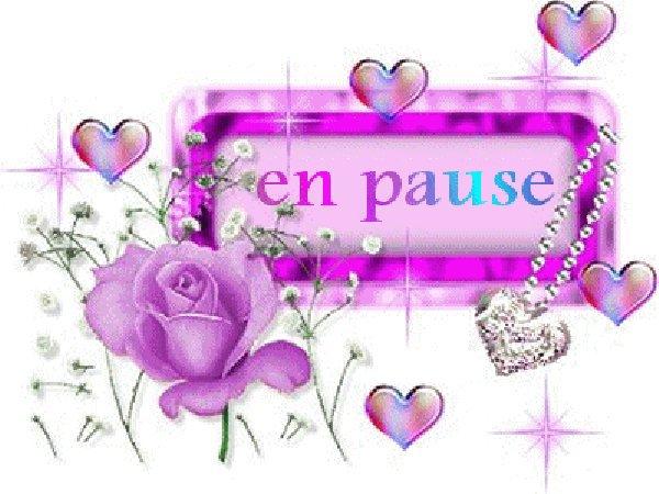 Blog en pause .....