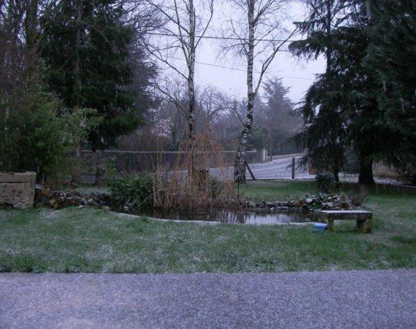La neige !!