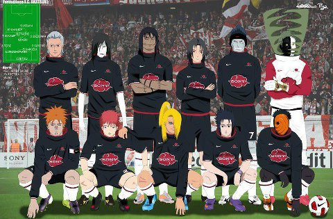 AKATSUKI FOOTBALL CLUB