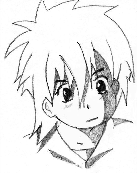 Blog de dessiner le manga page 3 blog de dessiner le manga - Comment colorier un manga ...