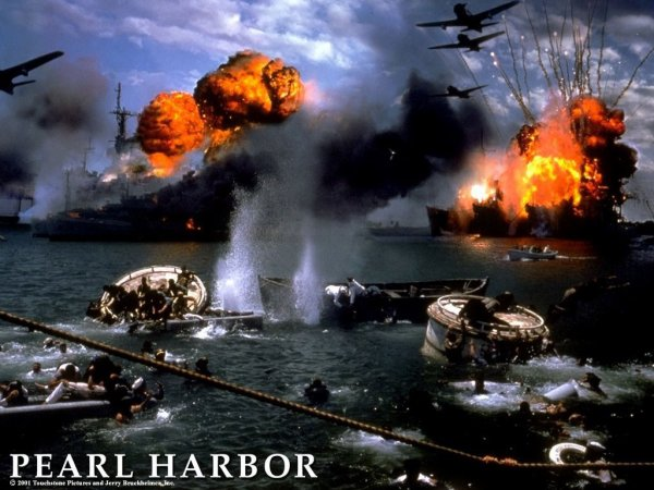 Encore un film que j'kiffes PEARL HARBOR
