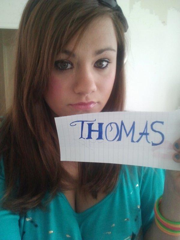 Dédicace à Thomas :)