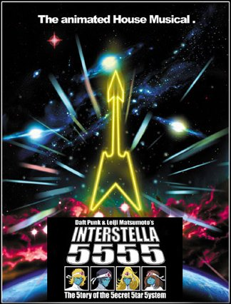 Intestella 5555 : The 5tory of the 5ecret 5tar 5ystem