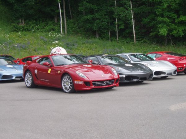 Ferrari F430 Scuderia / Ferrari 599GTB, Ferrari F430 (x3)