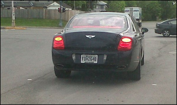 Bentley Continental GT Flying Spur