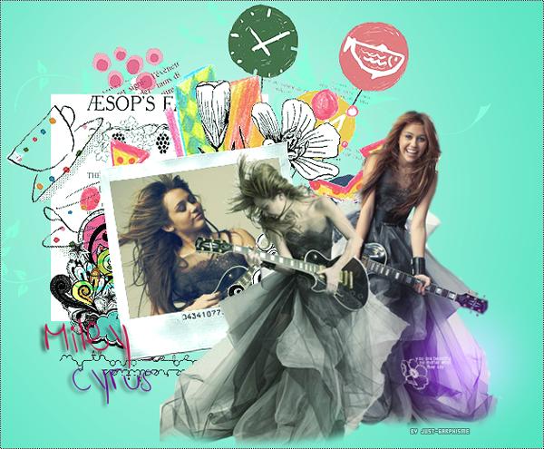 Miley Cyrus, My Idol ♥