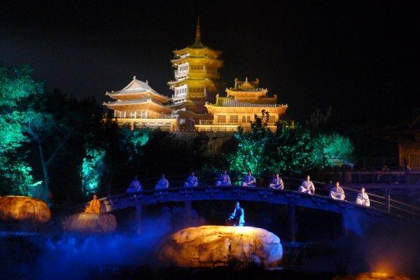 Voyage en Chine.