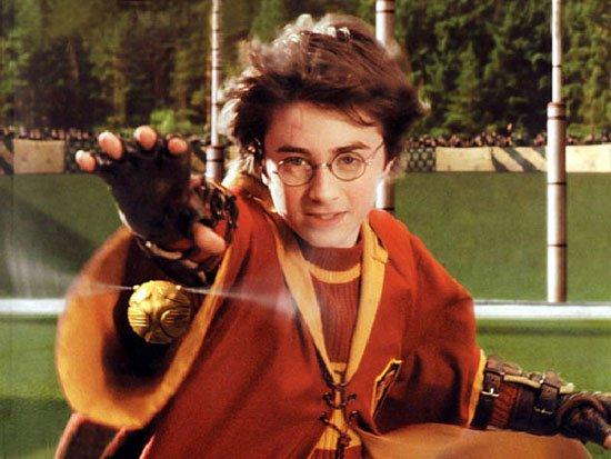 Chapitre VIII: Premier match de quidditch, entretien et première fois