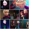 """COMPOSITION: """"Elsa couronnement"""" :)"""