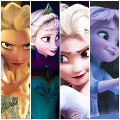 """COMPOSITION: """" Regard d'Elsa"""" :)"""
