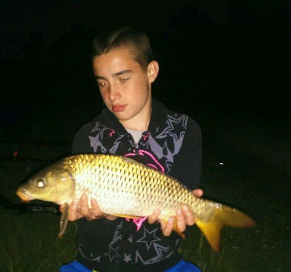 Session de pêche de 31 h