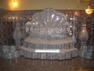 Magnifique trône