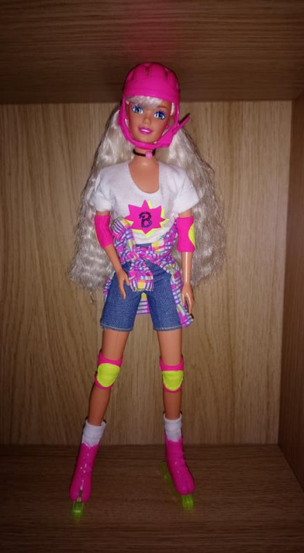 Collection 1996 In-Line Skating (Barbie)