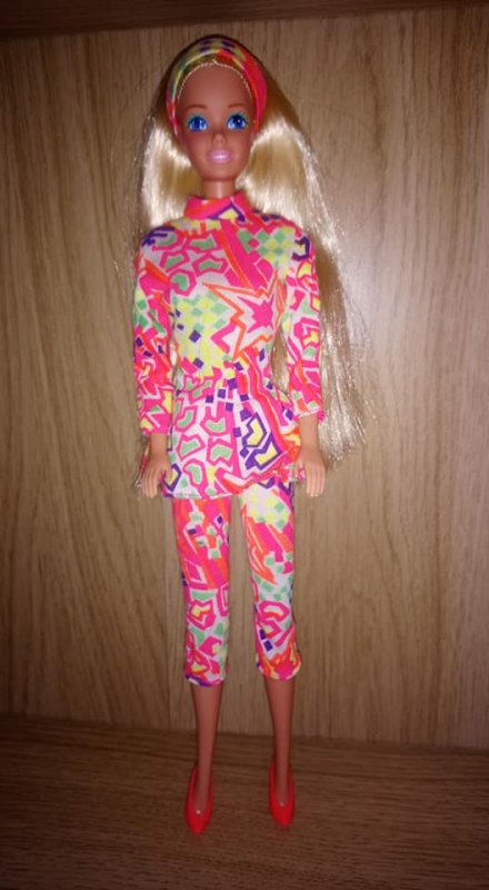 Collection 1991 Cute 'n Cool (Barbie)