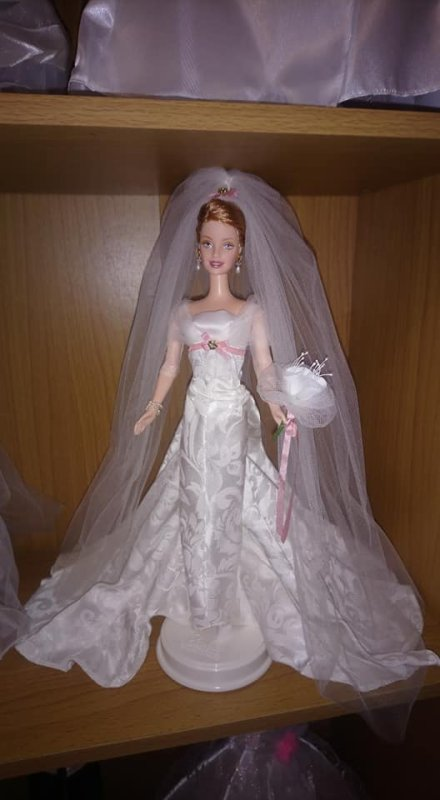 Barbie Sophisticated Wedding 2002