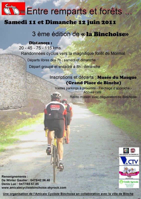 La Binchoise 2011 .