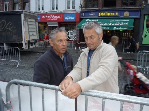 Binche-Tournai-Binche 2011 .