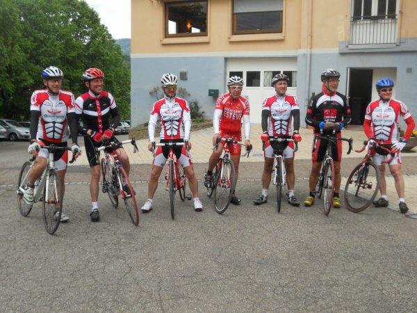 Nos amicalistes en Alsace