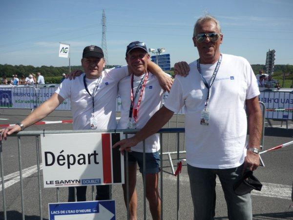Championnat de Belgique 2012.