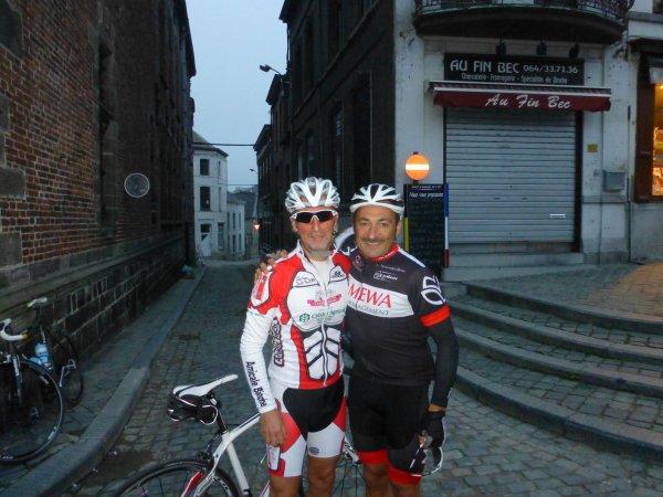 Binche - Chimay - Binche 2013 cyclo.