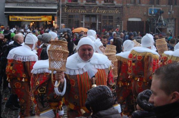 les rois du Carnaval .