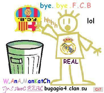 ToujOurS REAL madrid