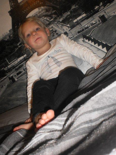 ma soeur lena en pose