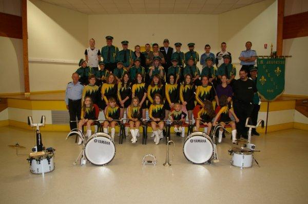 photo de groupe 2012