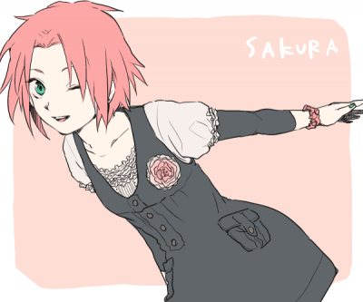 3 image de sakura haruno
