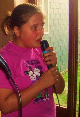 Moi  qui chante mais elle date de pui 2009