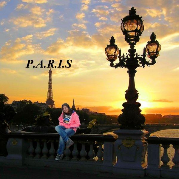 J'irais a Paris pour  faire mons réve