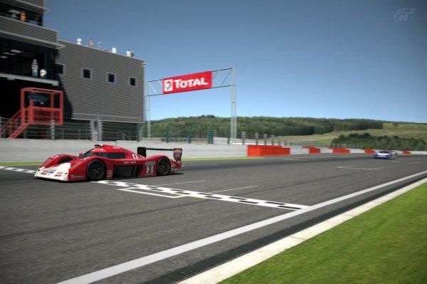 Spa-Francorchamps en TS020