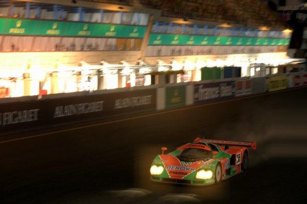 la magie des 24h du Mans trop raccourcie