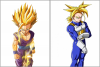 Duel personnages masculins n°7