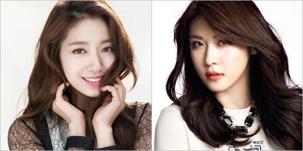 Duel actrices coréennes n°1