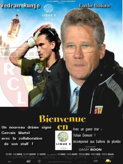 Bienvenue en ligue 2 !!