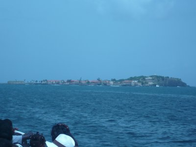 L'île de Gorée / Gorée Island
